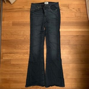 Paige Flare Jeans_ Size 27_High Waist